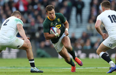 Springboks 10 Pollard signs for Montpellier as Steyn returns to Bulls