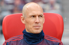 'The easiest thing to do would be to stop,' says Robben as Bayern departure looms