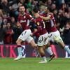 Wembley date for Ireland duo Hourihane and Whelan after Villa beat West Brom on penalties