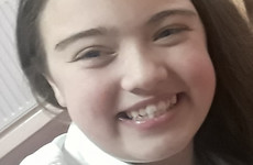 Gardaí are looking for this 13 year-old girl from Kildare who was last seen in Dublin on Sunday
