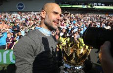 Pep Guardiola beats Klopp, Pochettino and Santo to be crowned manager of the season