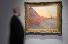 Monet masterpiece sells for almost €100 million at New York auction