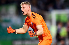 Bohemians keeper and ex-Sunderland youth lands Player of the Month award