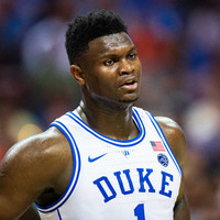 Knicks and Cavs set to miss out on college superstar Zion as Pelicans win NBA lottery