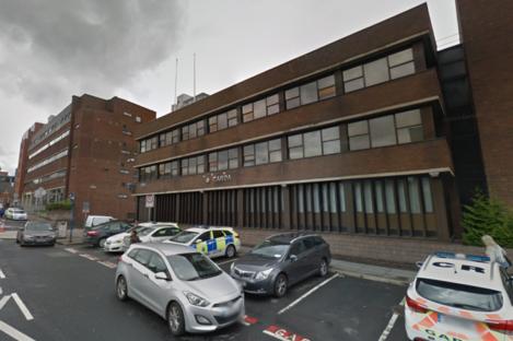 Henry Street Garda Station, Limerick