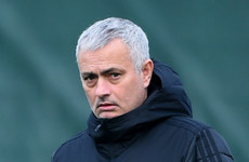 Time has shown that Man United's problems remain - Mourinho