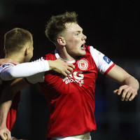 One of Irish football's most promising youngsters is dreaming big
