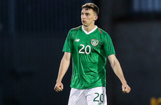 Ireland U21 defender Masterson reportedly set to leave Liverpool