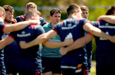 'I love it down here' - Carbery happily settled in Munster ahead of RDS trip