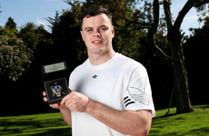Leinster star Ryan caps off impressive season with two Player of the Year awards