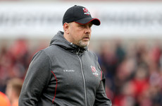 'We could be on our sun loungers, but we're playing play-off rugby' - McFarland eager for semi-final