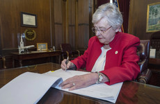 'A sad day for women in Alabama' as strict abortion ban signed into law