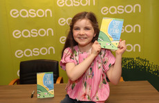 Nine-year-old recovering from leukaemia publishes adventure tale with help of Make-A-Wish