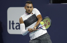 Kyrgios tears into 'cringeworthy' Djokovic and 'super salty' Nadal