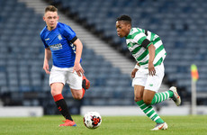 16-year-old Celtic wonderkid could make his first-team debut this weekend