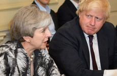 Theresa May agrees to schedule departure date as Boris Johnson sets his eyes on the prize