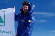 Trinity College professor missing on Mount Everest a day after reaching peak of world's highest mountain