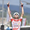 Emotional Masnada wins stage six, Conti takes pink jersey in Giro