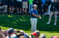 Failed fightback leaves Tiger 'aggressively' chasing birdies at PGA Championship
