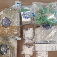 Man in his 20s arrested after heroin and cannabis worth €63,000 seized in Dublin