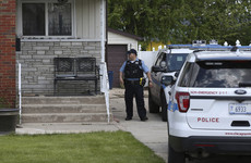 US police question three people after baby taken from murdered pregnant teenager