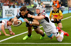 As it happened: Glasgow Warriors v Ulster, Pro14 semi-final