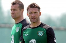 'Striking options much stronger than at 2002 World Cup' - Robbie Keane