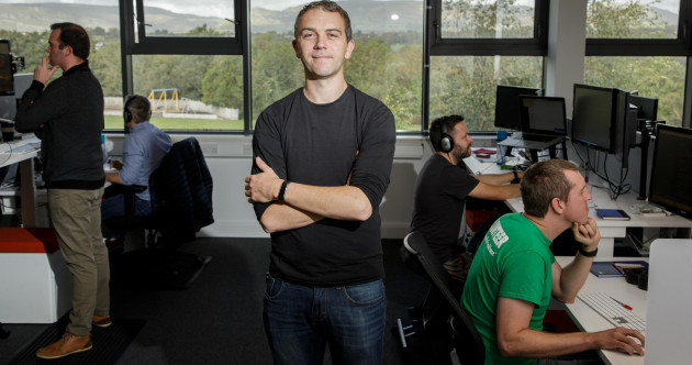 Overstock is 'treading new ground' in attracting tech talent to Sligo