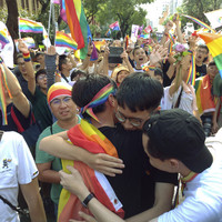 Taiwan's parliament has become the first in Asia to pass legislation for same-sex marriage
