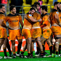 Jaguares take advantage of Barrett absence to shock Hurricanes in Wellington
