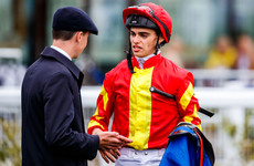 Different class: champion jockey Donnacha O'Brien looking towards the future with trainers' course