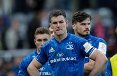 Sexton on the bench as Van der Flier returns for Leinster v Munster