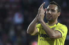 Santi Cazorla returns to Spain squad to cap incredible injury comeback