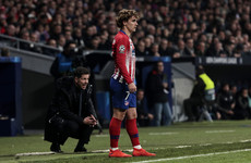 'I love him as a person' - Griezmann leaves Atleti with Simeone's blessing