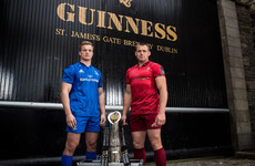 Highly-motivated Munster bid to end Leinster's season at sold-out RDS