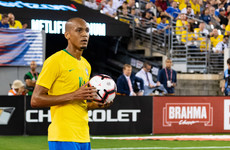 Fabinho and Lucas Moura left out Brazil's Copa America squad