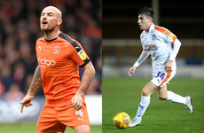 'It's been a pleasure' - Luton Town release Irish pair after completing Championship return