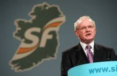 McGuinness urges republican dialogue with unionists