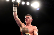 Ireland's former world champ Burnett returns from debilitating injury with 6th-round stoppage