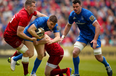 As it happened: Leinster v Munster, Pro14 semi-final