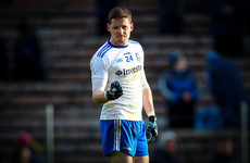 All-Stars Beggan and McManus named in experienced Monaghan side for Ulster quarter-final
