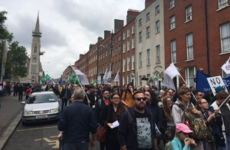 'Government policy is failing': Thousands gather in Dublin to protest against housing crisis