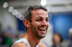 'I'm very happy with that': Thomas Barr records fastest-ever season opener in China