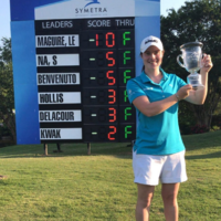 Cavan star Maguire seals second professional win to close in on full tour card
