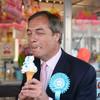 UK police ask McDonald's restaurant to suspend milkshake sales ahead of Nigel Farage rally