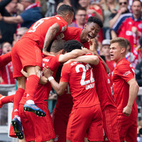 Fairytale farewell for Robben and Ribery as Bayern clinch Bundesliga title