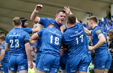 Leinster 'far from perfect' but rebound strongly from Newcastle disappointment
