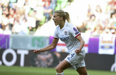 Hegerberg hat-trick propels Lyon to Champions League four-in-a-row