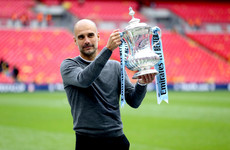 'We have finished an incredible year': Guardiola hails Man City's history boys