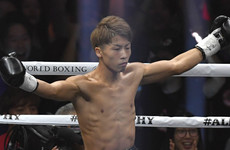 Sensational 'Monster' Inoue wrecks unbeaten champ Rodriguez as Taylor joins Scottish boxing greats
